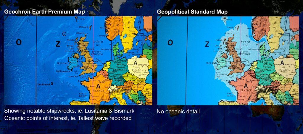 Earth comparison - EU - web