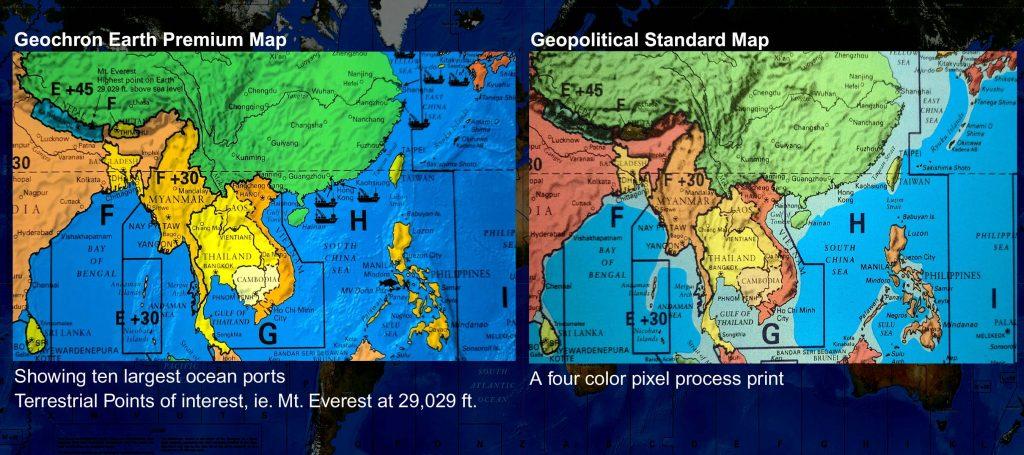 Earth comparison - SE Asia - web